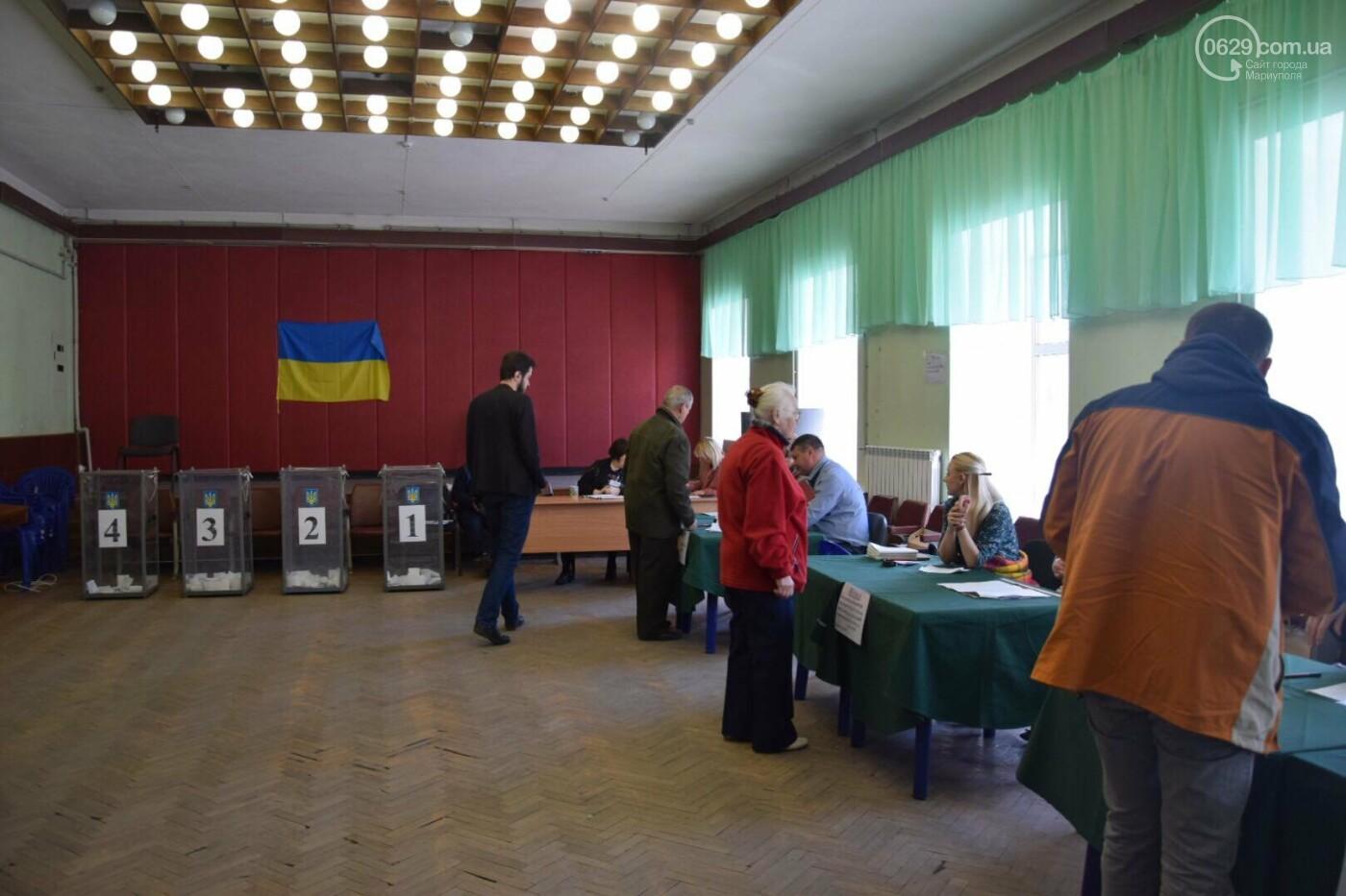 Мариуполь выбирает Президента Украины, - ФОТОРЕПОРТАЖ, фото-2