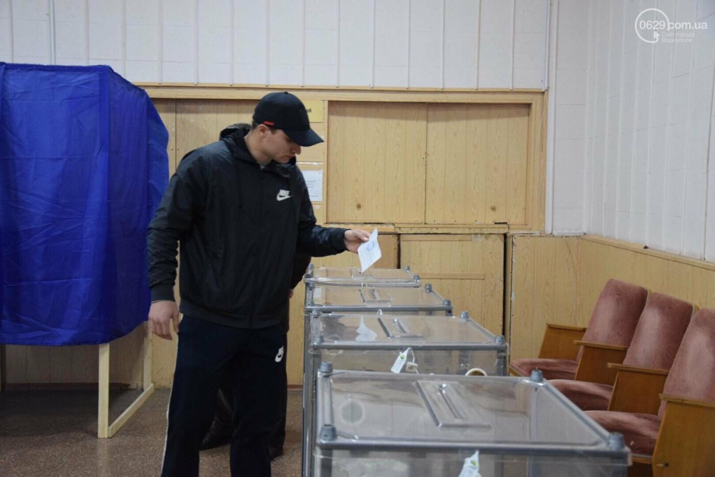 Мариуполь выбирает Президента Украины, - ФОТОРЕПОРТАЖ, фото-1