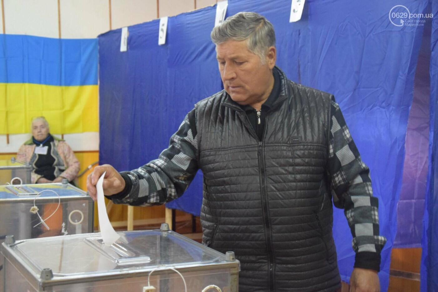 Мариуполь выбирает Президента Украины, - ФОТОРЕПОРТАЖ, фото-3