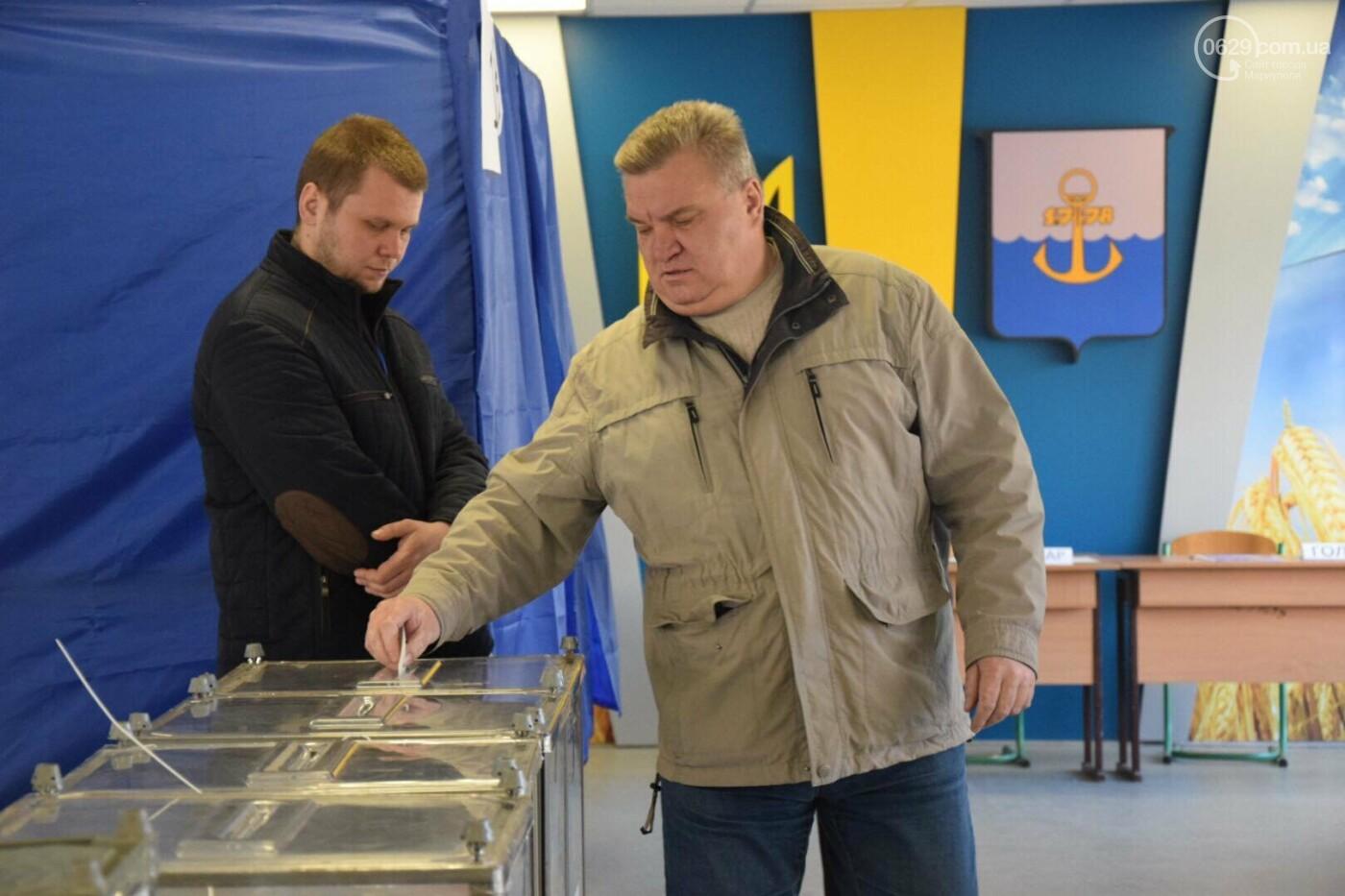 Мариуполь выбирает Президента Украины, - ФОТОРЕПОРТАЖ, фото-4