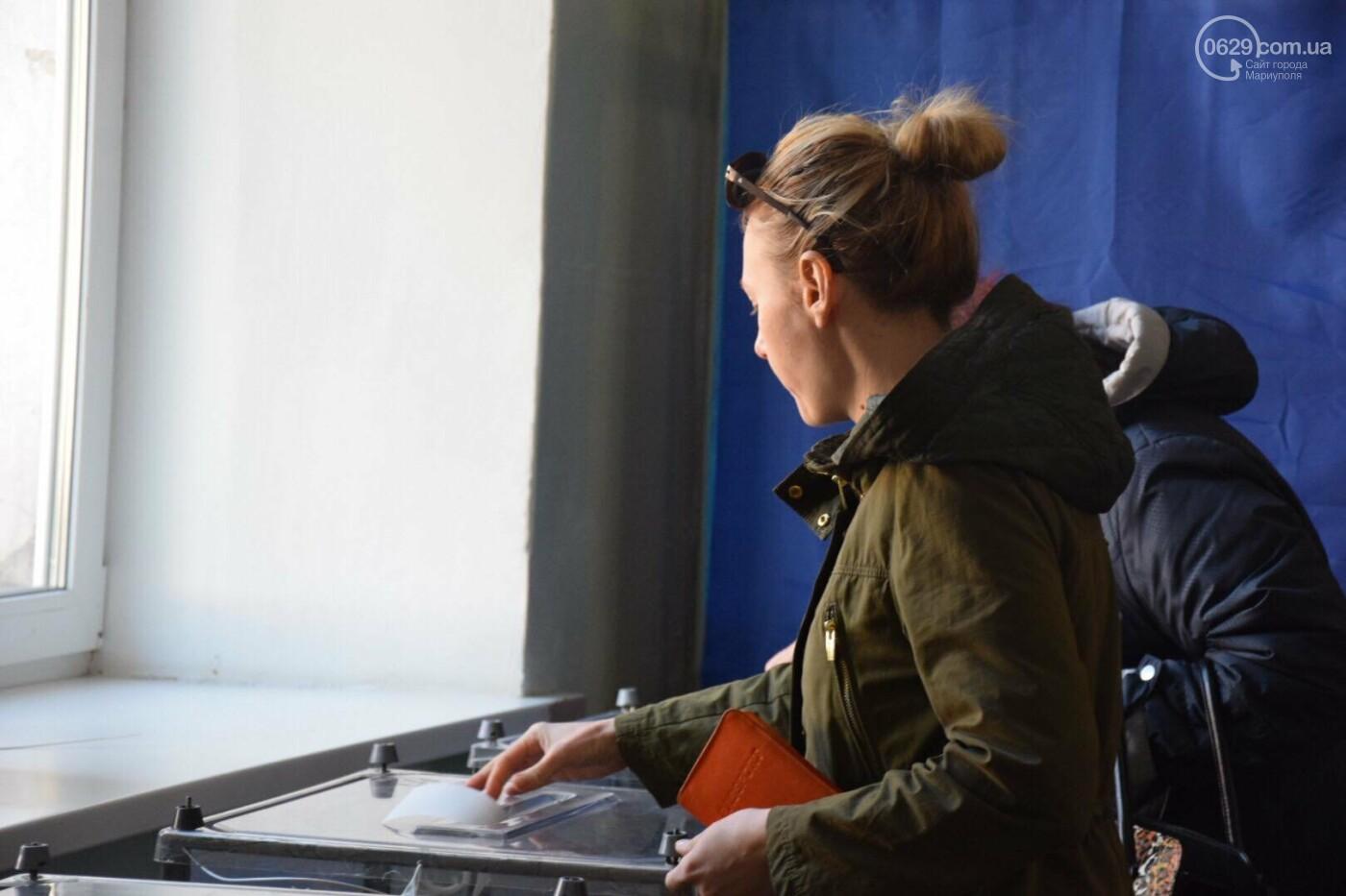 Мариуполь выбирает Президента Украины, - ФОТОРЕПОРТАЖ, фото-9