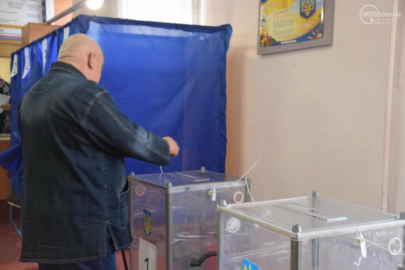 Мариуполь выбирает Президента Украины, - ФОТОРЕПОРТАЖ, фото-10