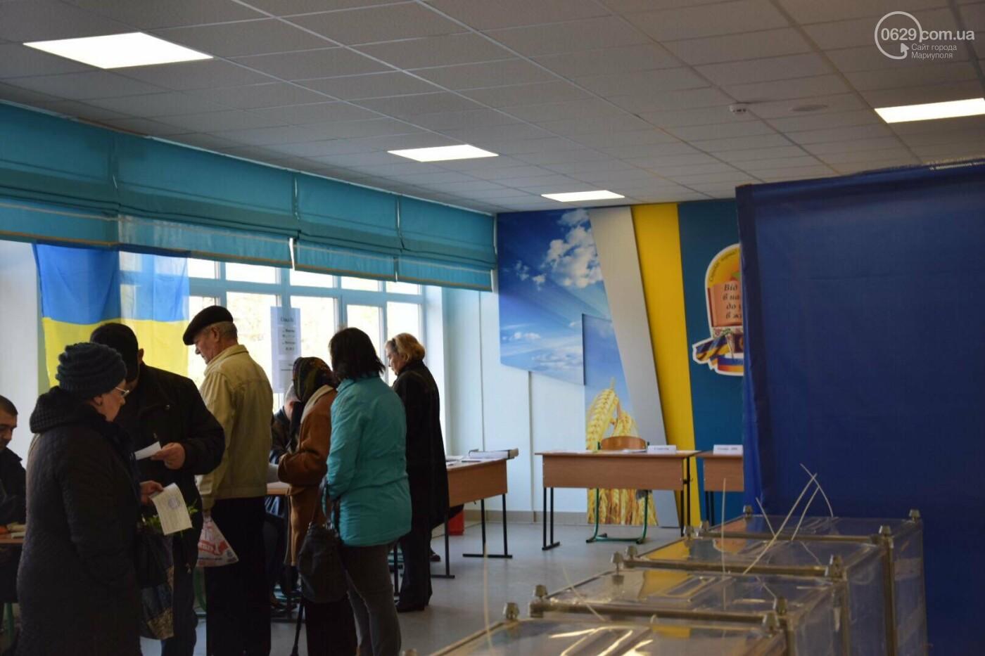 Мариуполь выбирает Президента Украины, - ФОТОРЕПОРТАЖ, фото-12