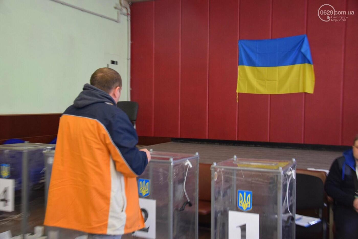 Мариуполь выбирает Президента Украины, - ФОТОРЕПОРТАЖ, фото-13