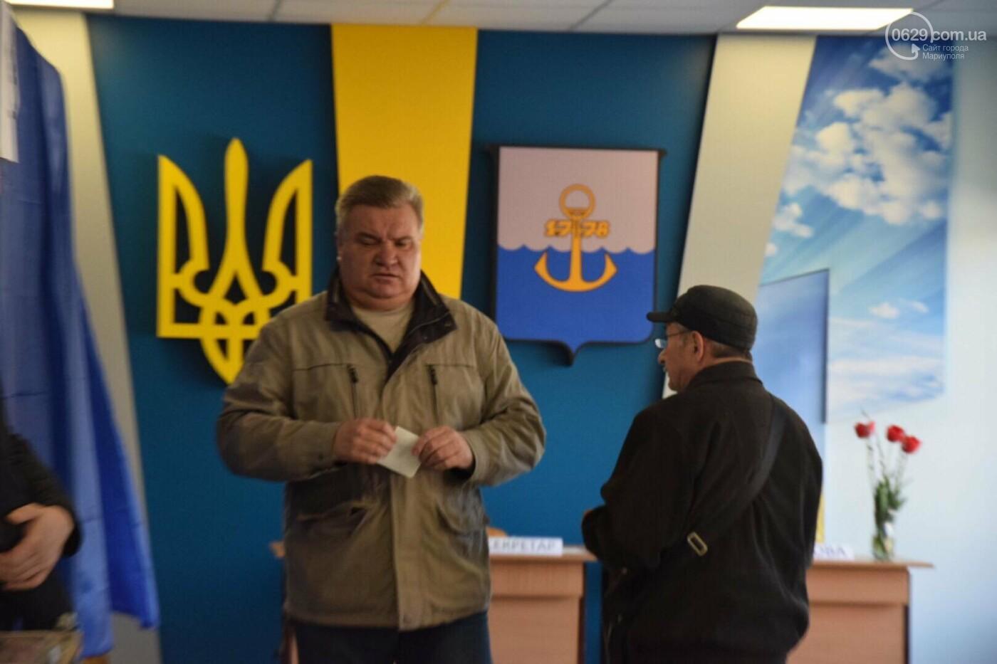 Мариуполь выбирает Президента Украины, - ФОТОРЕПОРТАЖ, фото-14