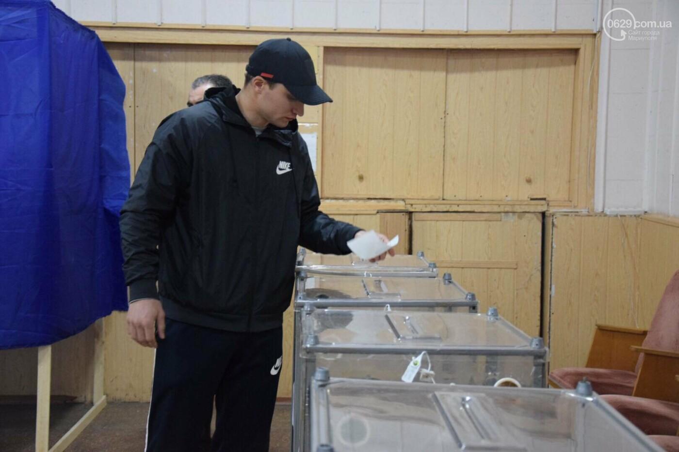 Мариуполь выбирает Президента Украины, - ФОТОРЕПОРТАЖ, фото-15
