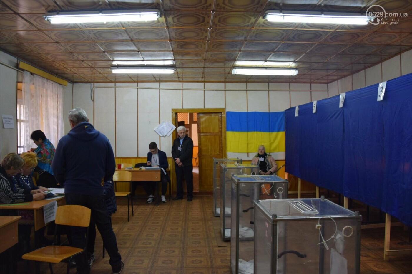 Мариуполь выбирает Президента Украины, - ФОТОРЕПОРТАЖ, фото-16