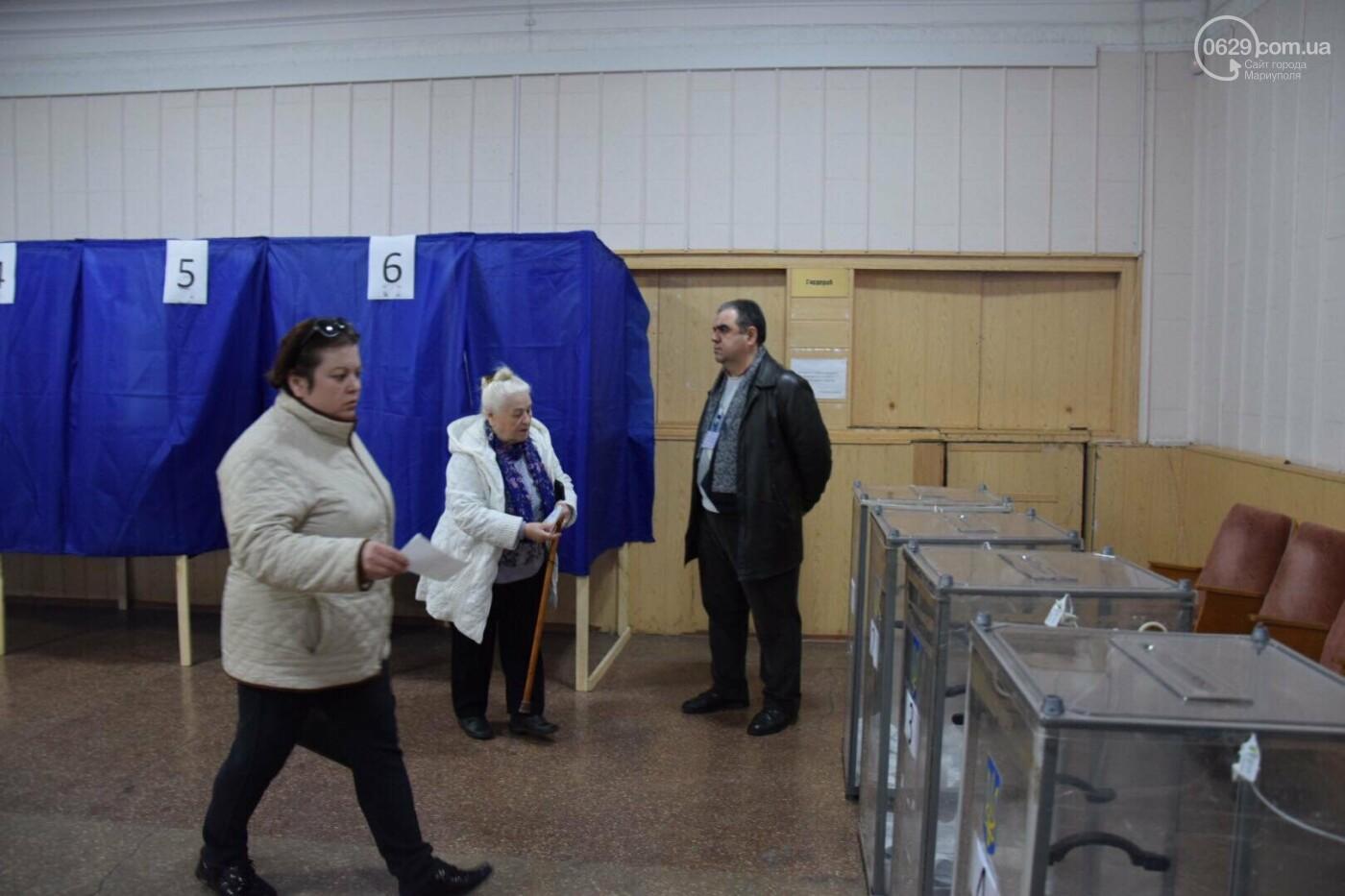 Мариуполь выбирает Президента Украины, - ФОТОРЕПОРТАЖ, фото-17