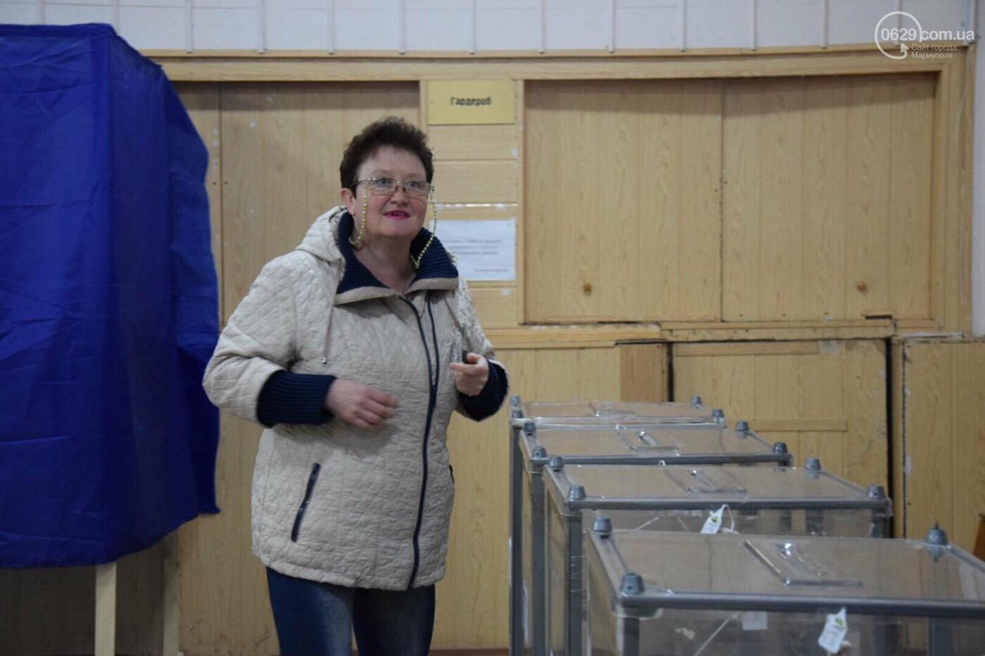Мариуполь выбирает Президента Украины, - ФОТОРЕПОРТАЖ, фото-21