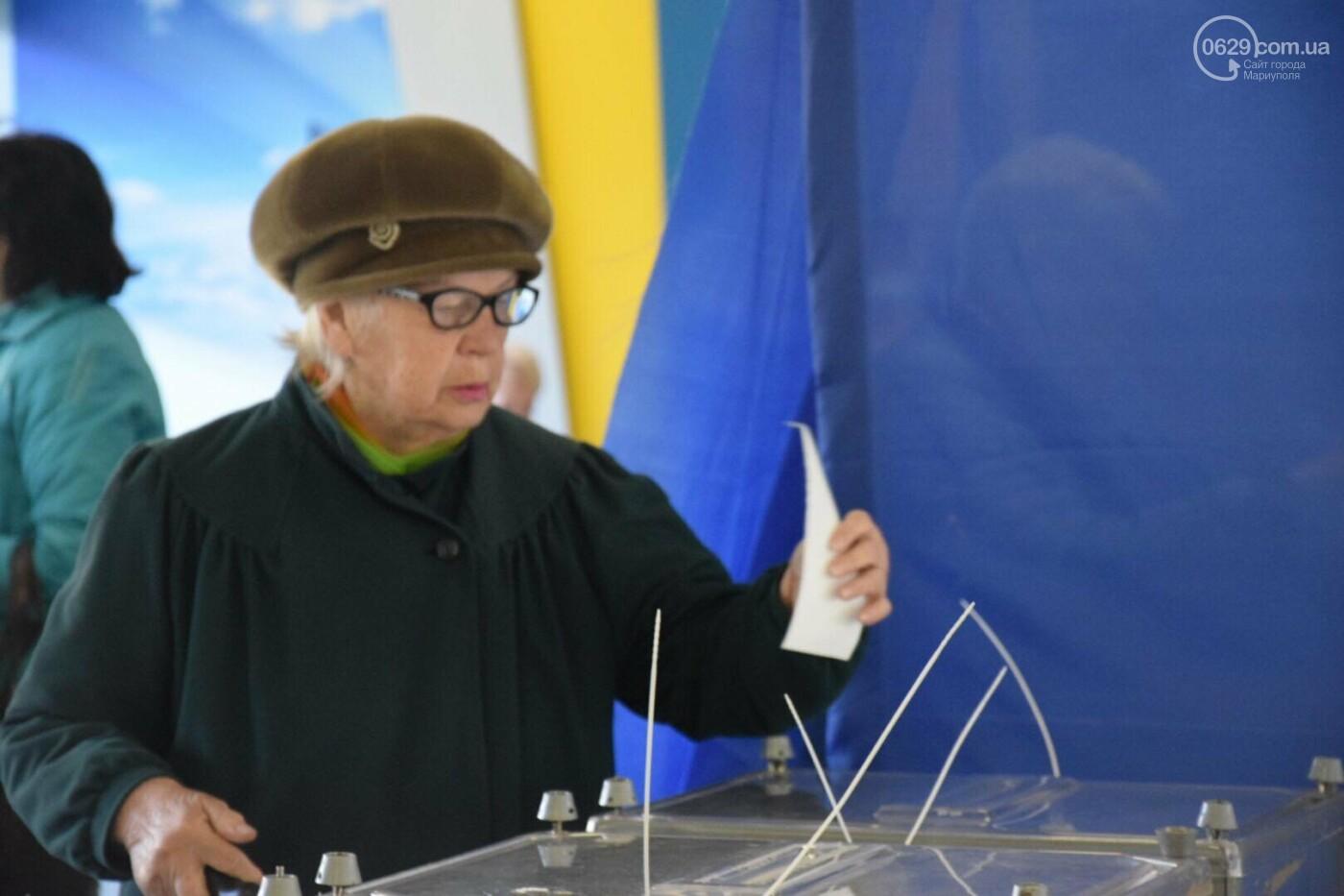 Мариуполь выбирает Президента Украины, - ФОТОРЕПОРТАЖ, фото-24