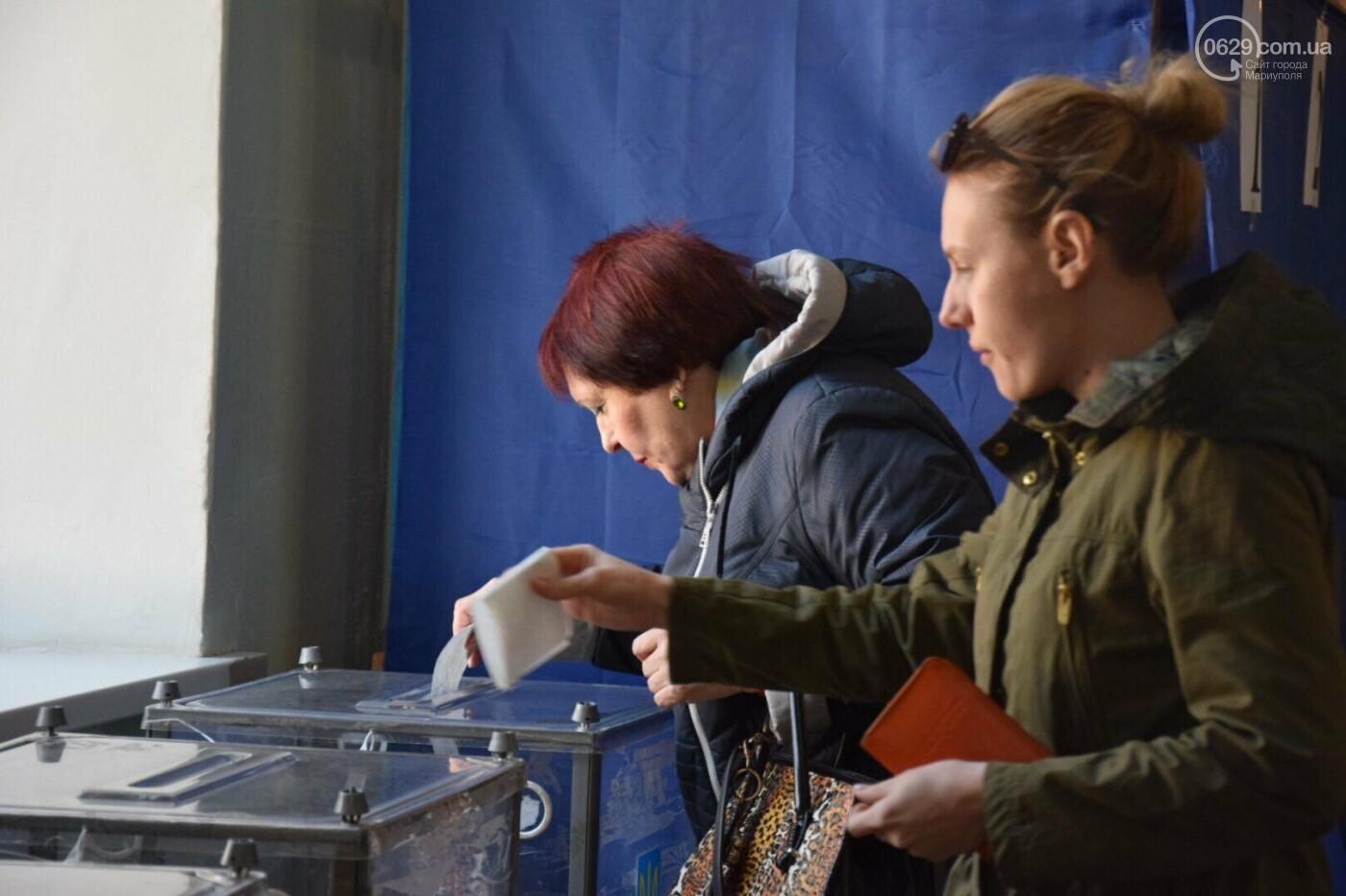 Мариуполь выбирает Президента Украины, - ФОТОРЕПОРТАЖ, фото-29