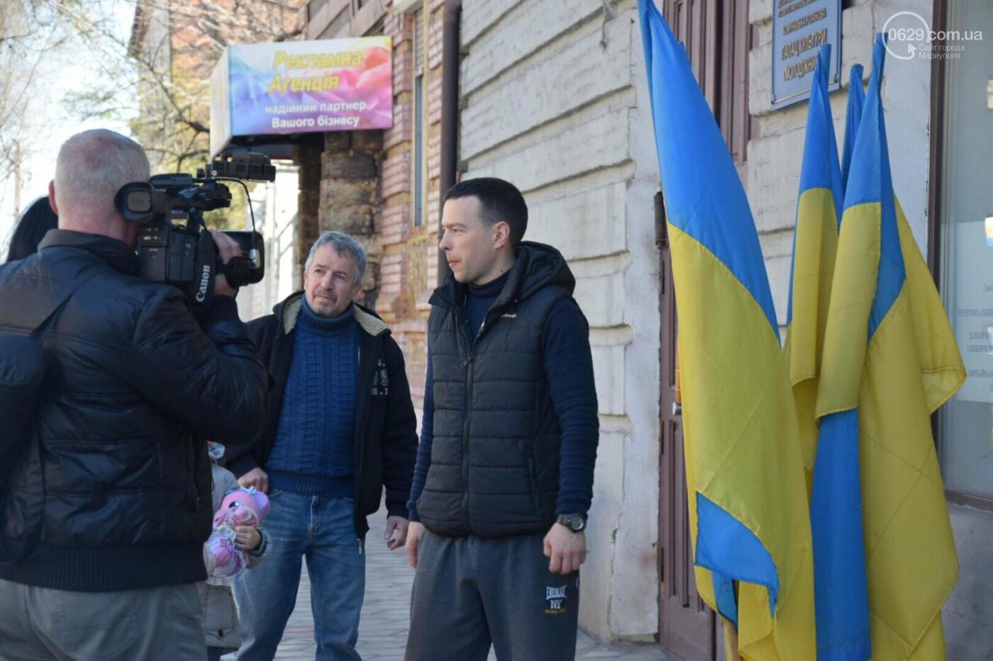 Мариуполь выбирает Президента Украины, - ФОТОРЕПОРТАЖ, фото-28