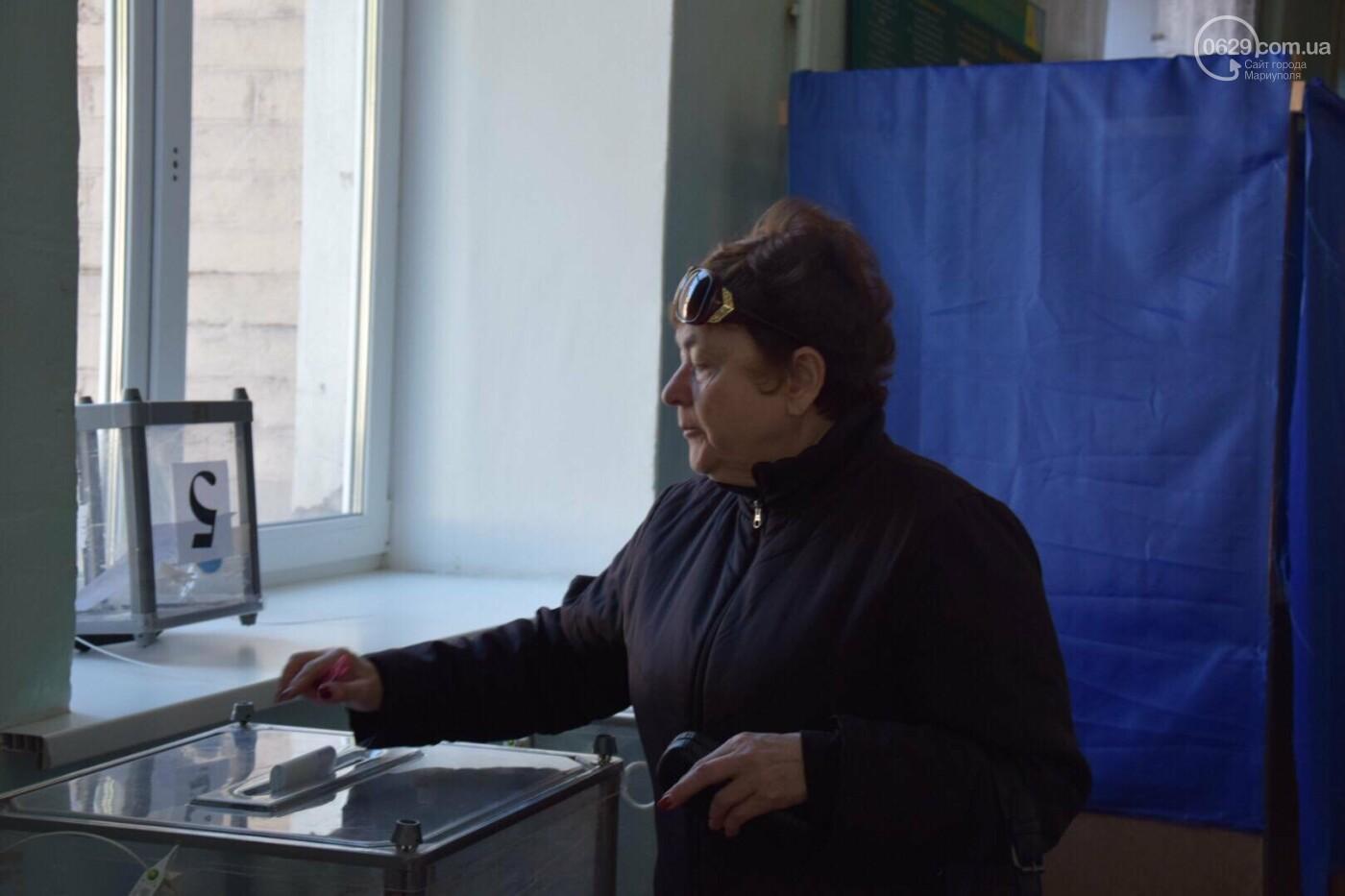 Мариуполь выбирает Президента Украины, - ФОТОРЕПОРТАЖ, фото-30