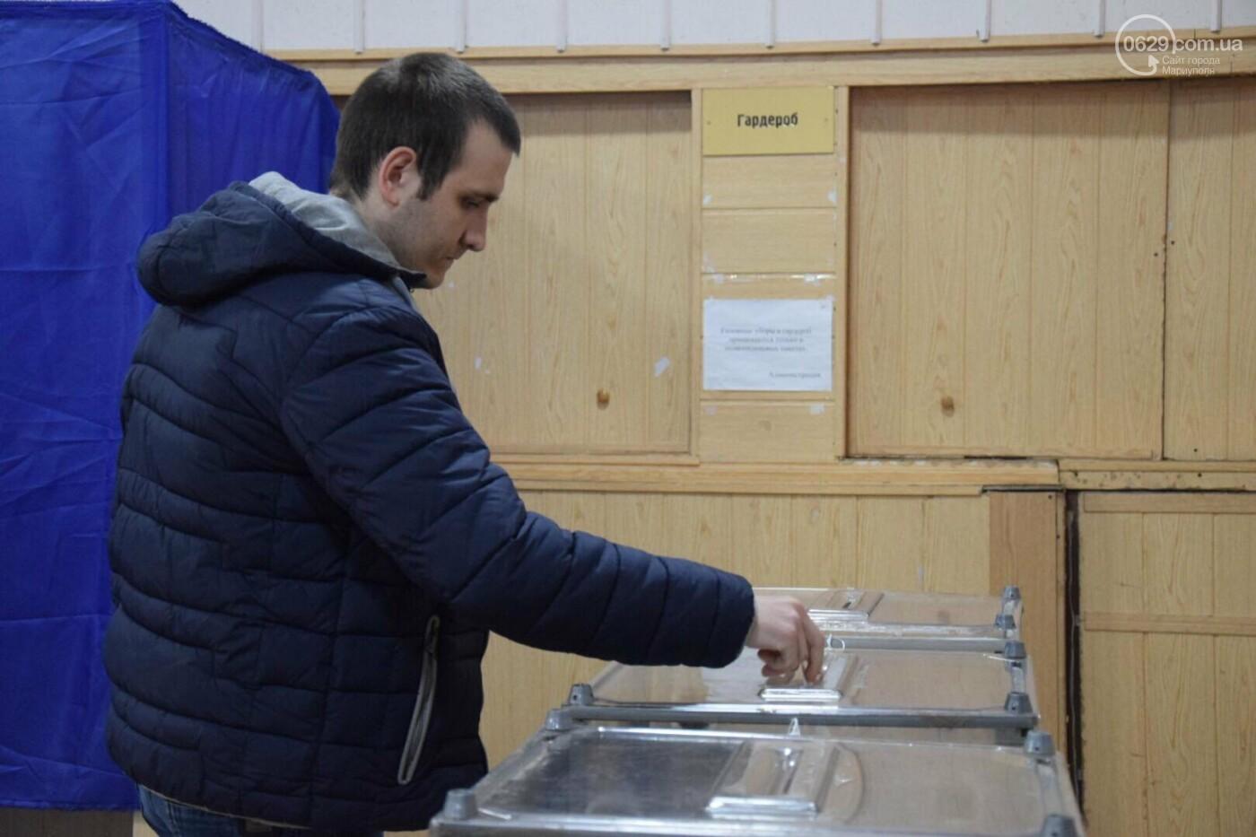 Мариуполь выбирает Президента Украины, - ФОТОРЕПОРТАЖ, фото-31
