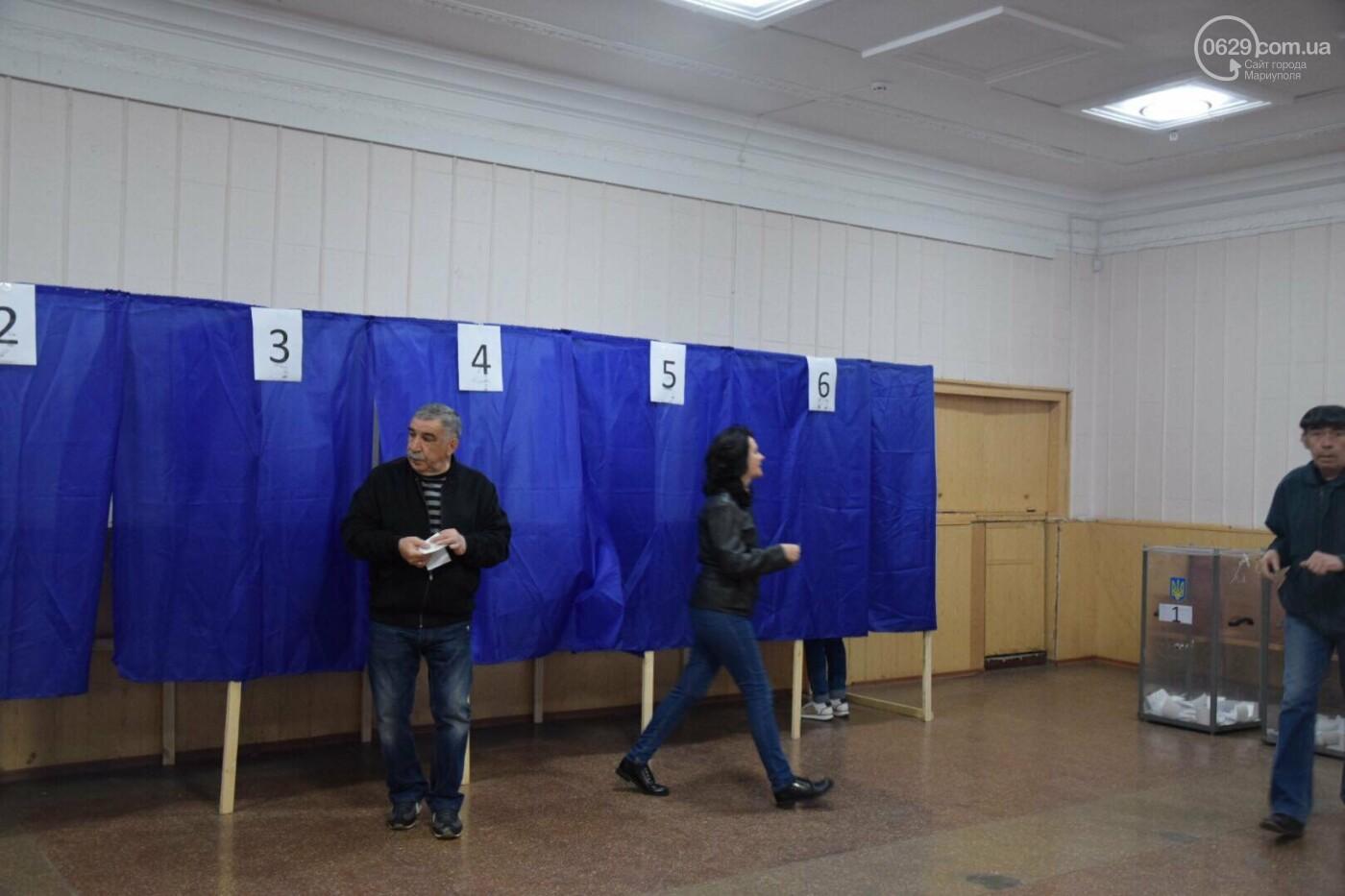 Мариуполь выбирает Президента Украины, - ФОТОРЕПОРТАЖ, фото-34