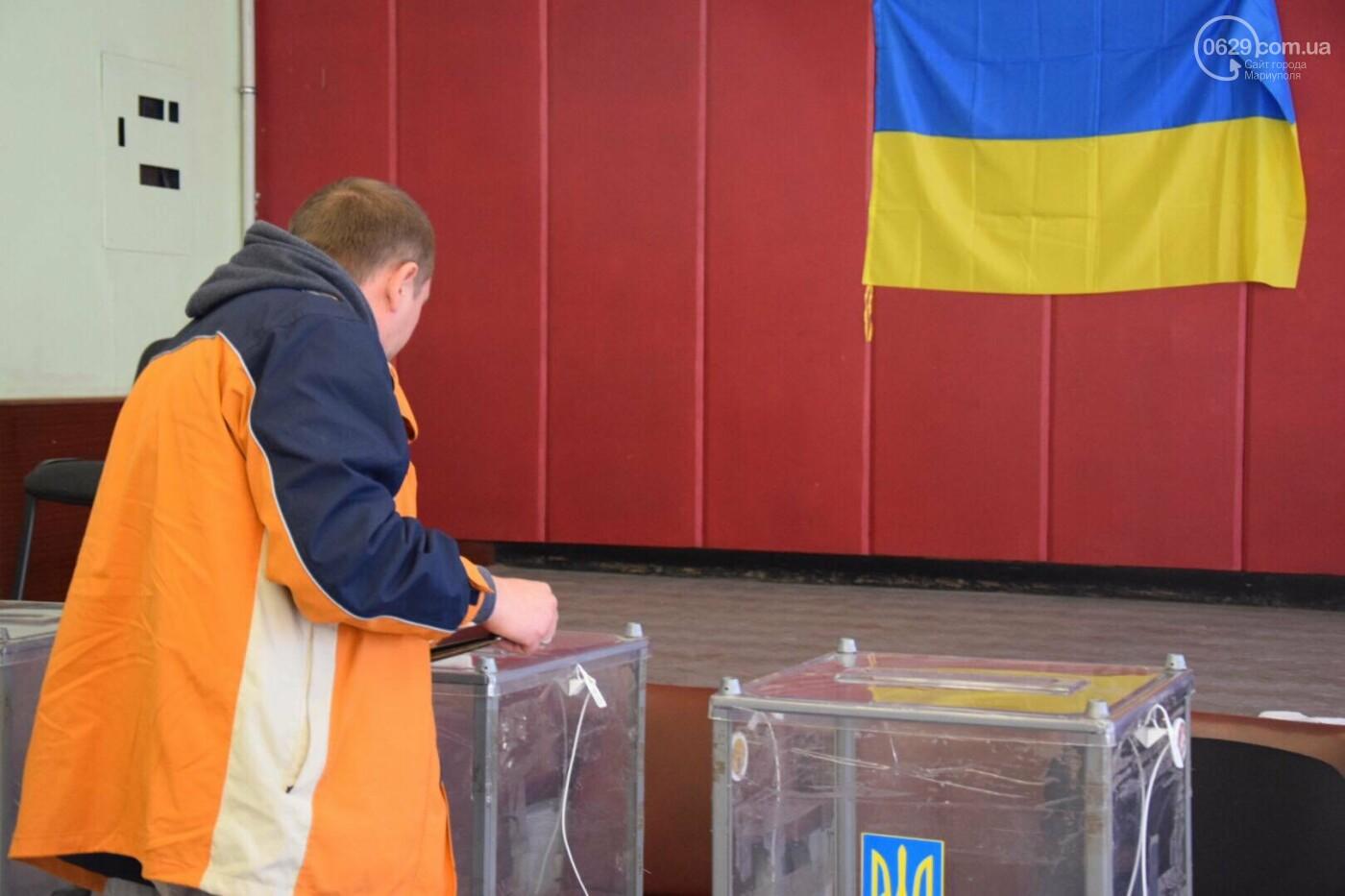 Мариуполь выбирает Президента Украины, - ФОТОРЕПОРТАЖ, фото-39