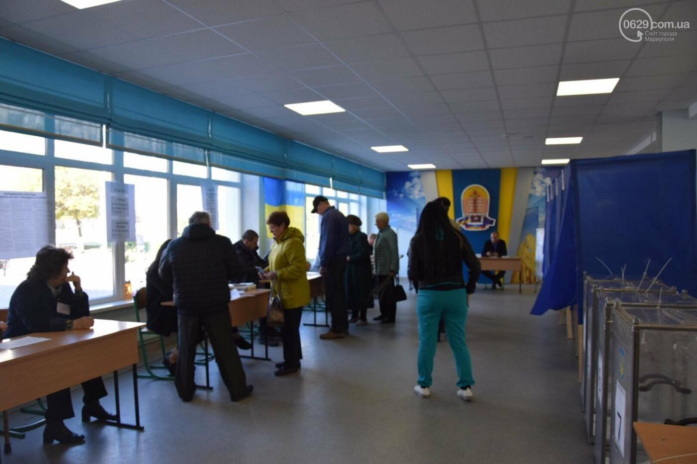Мариуполь выбирает Президента Украины, - ФОТОРЕПОРТАЖ, фото-40