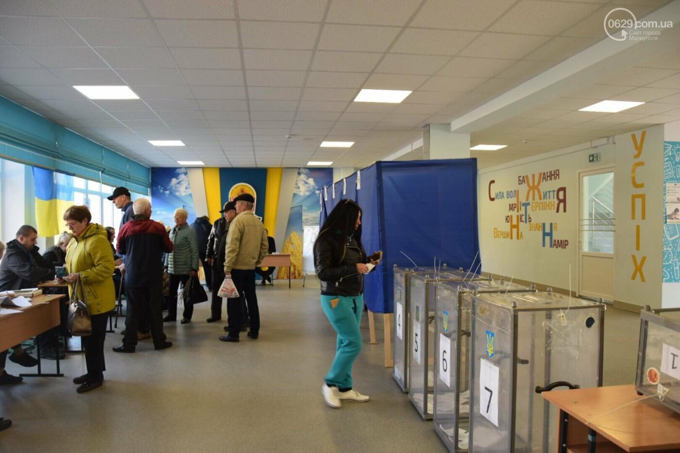 Мариуполь выбирает Президента Украины, - ФОТОРЕПОРТАЖ, фото-42