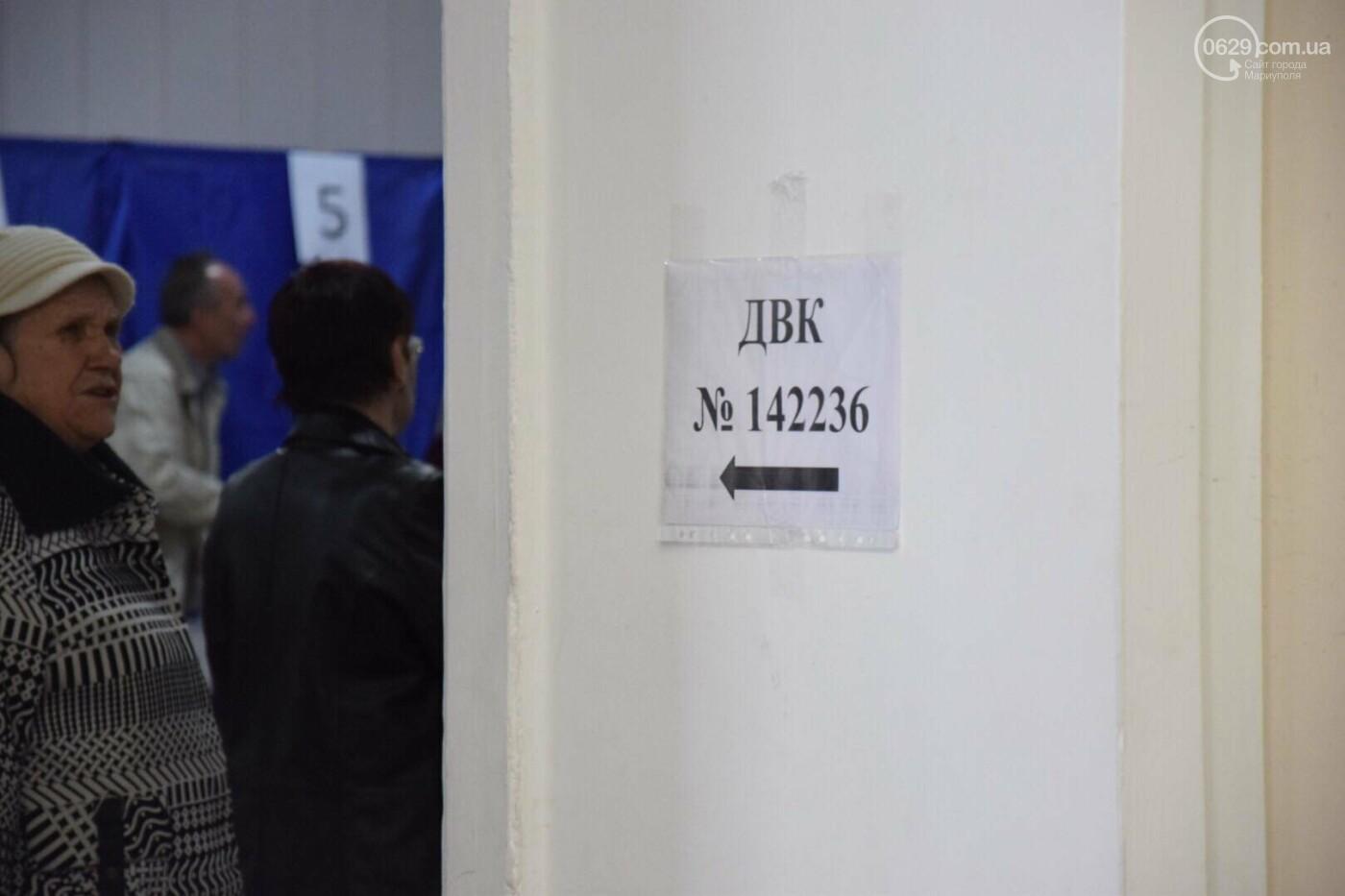Мариуполь выбирает Президента Украины, - ФОТОРЕПОРТАЖ, фото-43