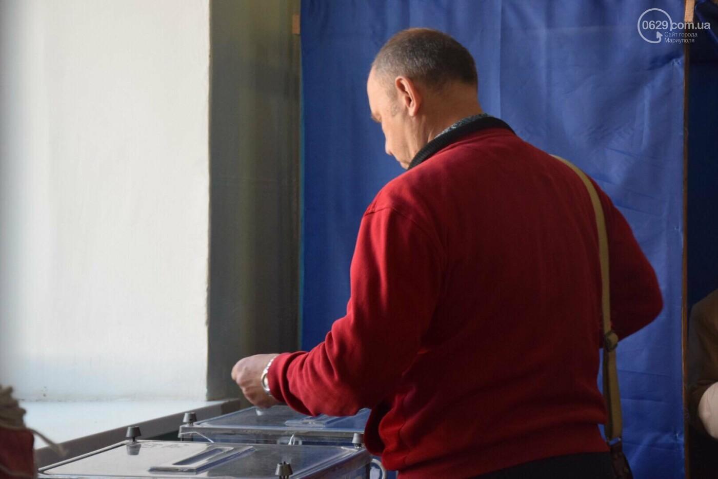 Мариуполь выбирает Президента Украины, - ФОТОРЕПОРТАЖ, фото-44