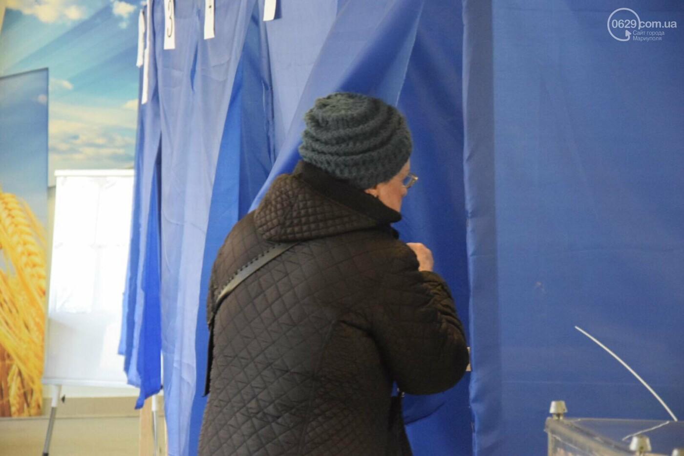 Мариуполь выбирает Президента Украины, - ФОТОРЕПОРТАЖ, фото-45
