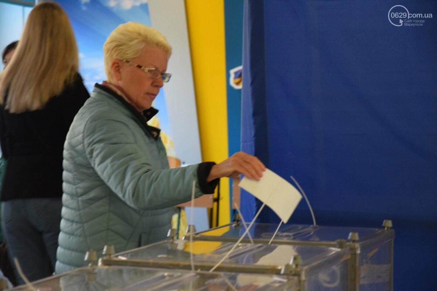 Мариуполь выбирает Президента Украины, - ФОТОРЕПОРТАЖ, фото-47