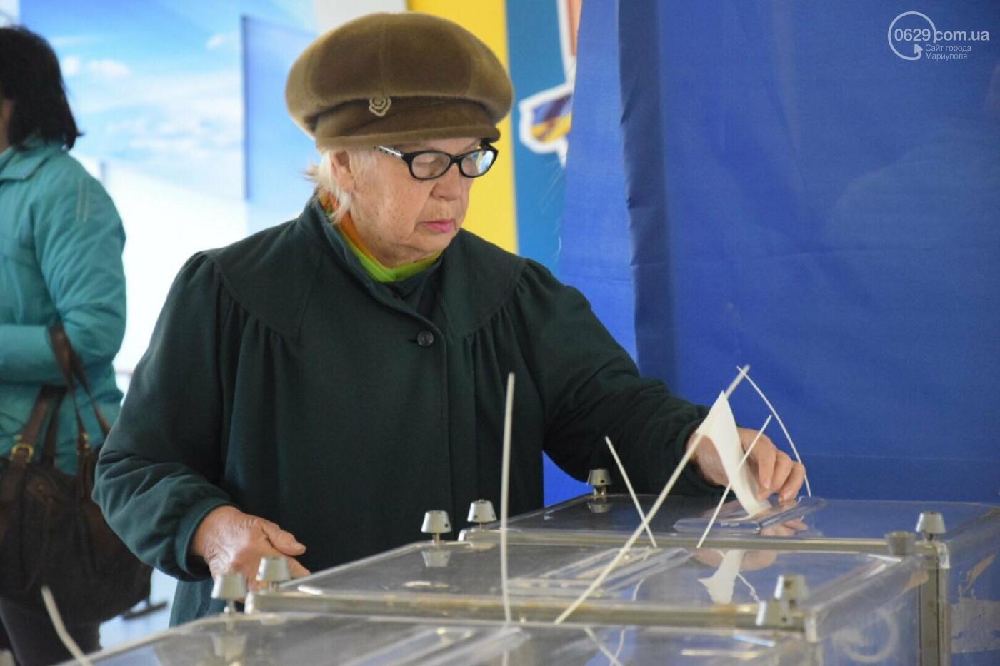 Мариуполь выбирает Президента Украины, - ФОТОРЕПОРТАЖ, фото-48