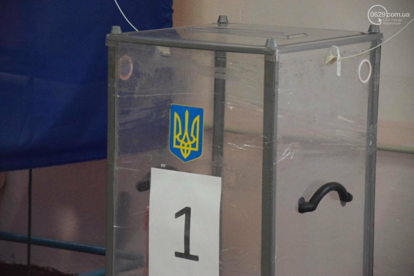 Мариуполь выбирает Президента Украины, - ФОТОРЕПОРТАЖ, фото-50