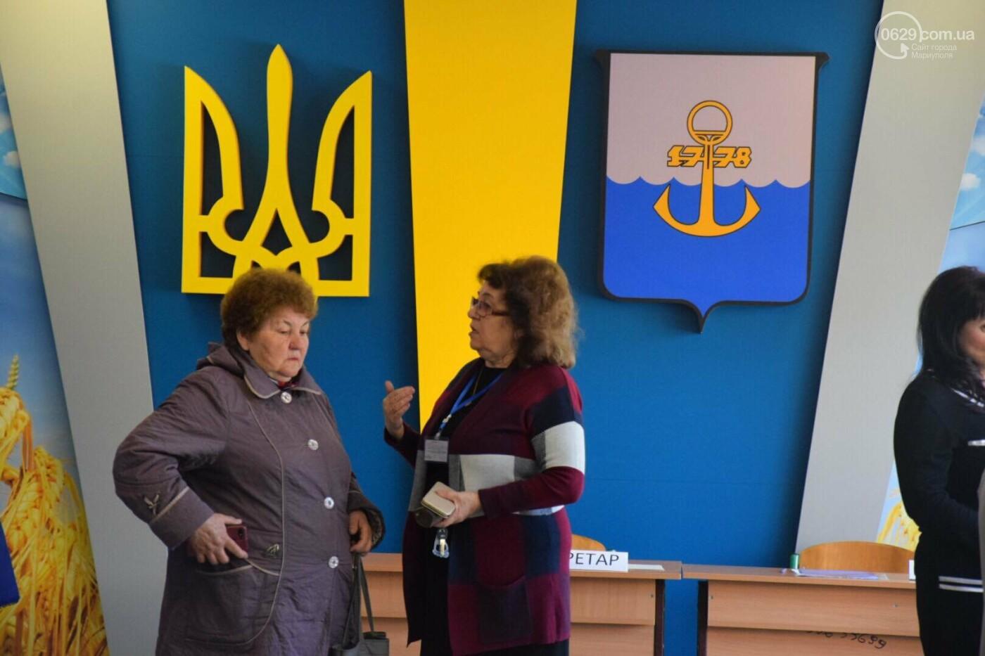 Мариуполь выбирает Президента Украины, - ФОТОРЕПОРТАЖ, фото-52