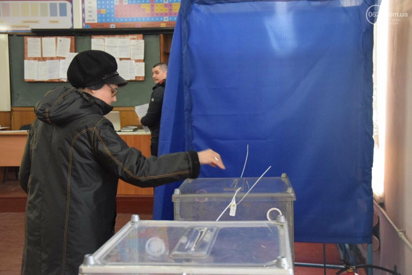 Мариуполь выбирает Президента Украины, - ФОТОРЕПОРТАЖ, фото-55