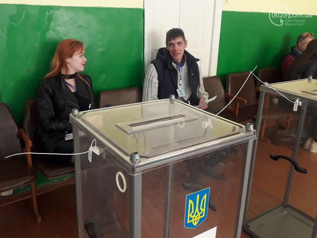 Как работал  оскандалившийся  участок в Покровском во втором туре, -  ФОТО, фото-7