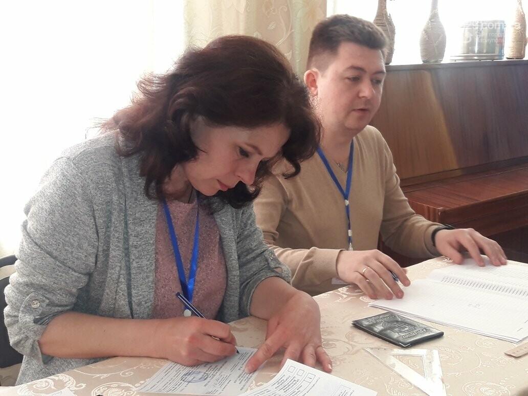 Как работал  оскандалившийся  участок в Покровском во втором туре, -  ФОТО, фото-5