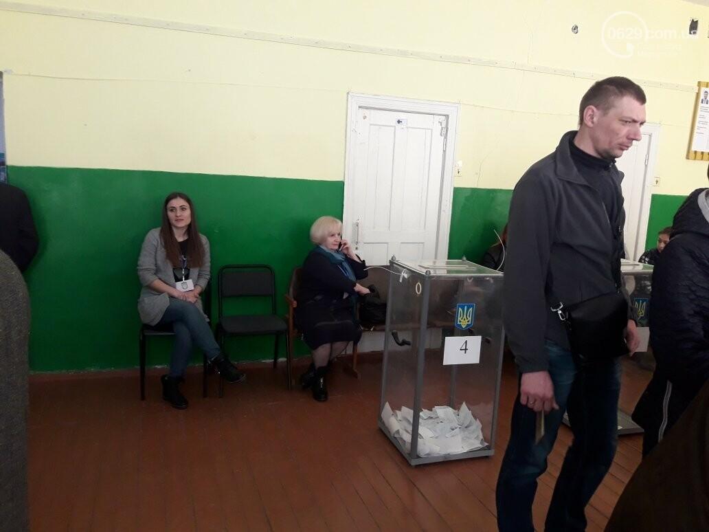 Как работал  оскандалившийся  участок в Покровском во втором туре, -  ФОТО, фото-2
