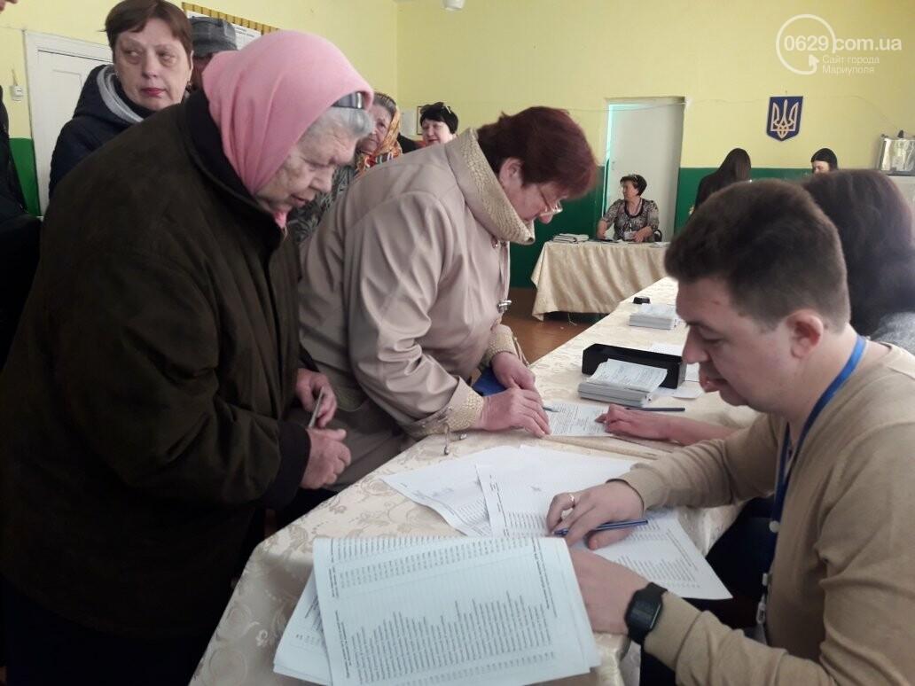 Как работал  оскандалившийся  участок в Покровском во втором туре, -  ФОТО, фото-8