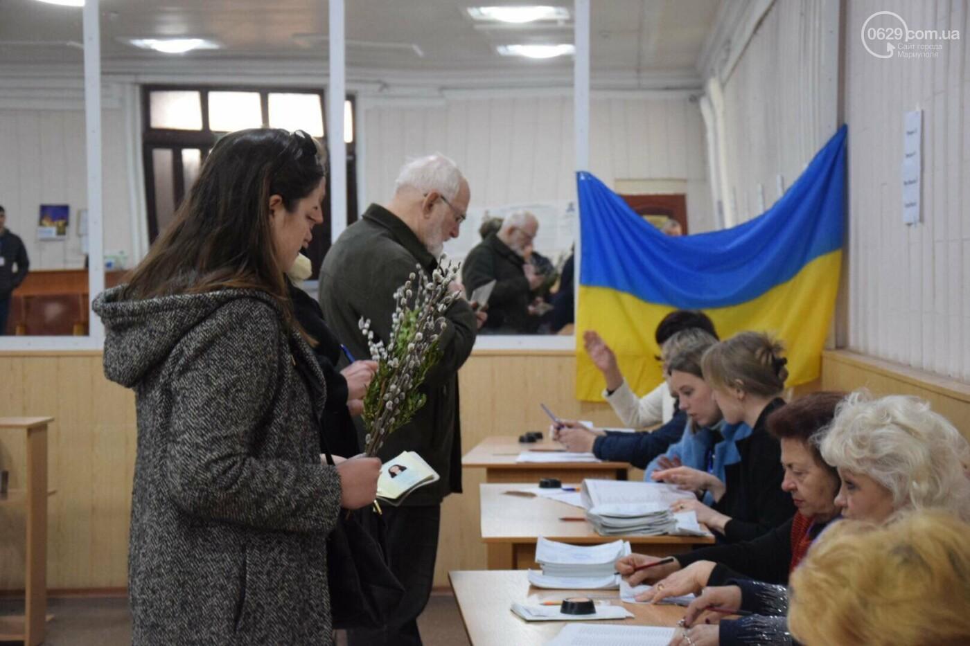 Выборы и верба: как Мариуполь празднует православный праздник, - ФОТОРЕПОРТАЖ, фото-47