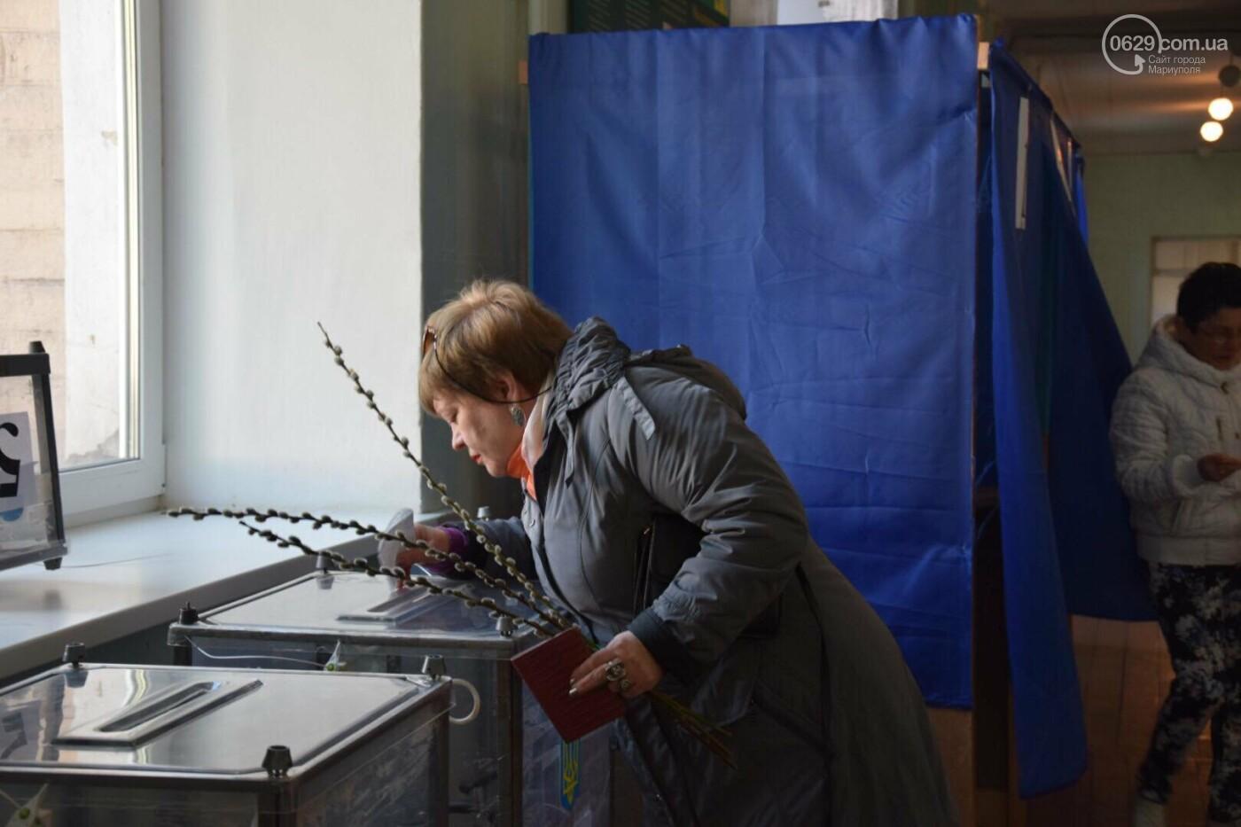 Выборы и верба: как Мариуполь празднует православный праздник, - ФОТОРЕПОРТАЖ, фото-46