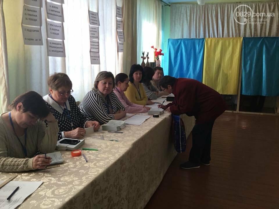Как работал  оскандалившийся  участок в Покровском во втором туре, -  ФОТО, фото-6