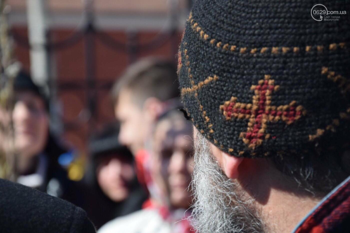 Выборы и верба: как Мариуполь празднует православный праздник, - ФОТОРЕПОРТАЖ, фото-29