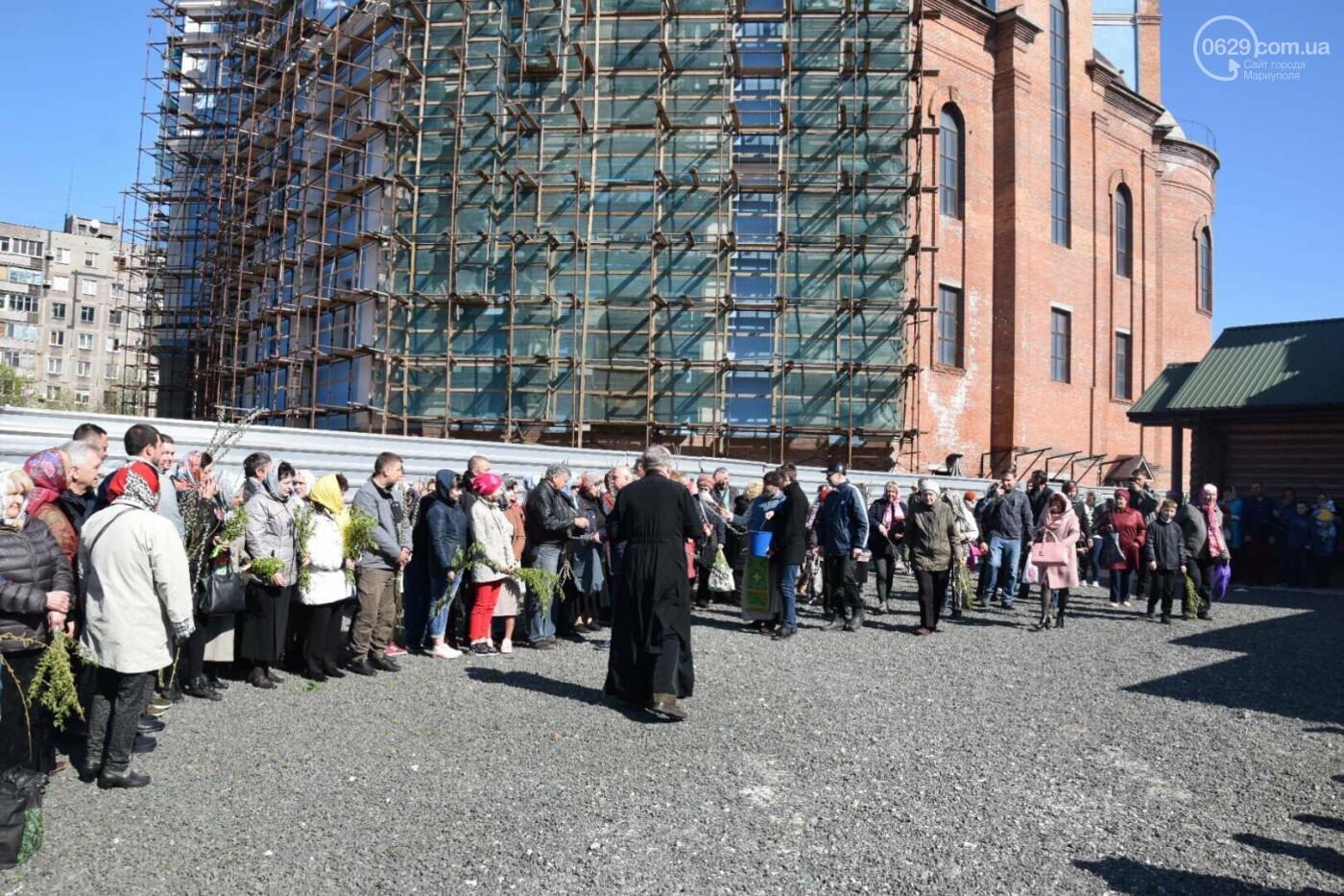 Выборы и верба: как Мариуполь празднует православный праздник, - ФОТОРЕПОРТАЖ, фото-39