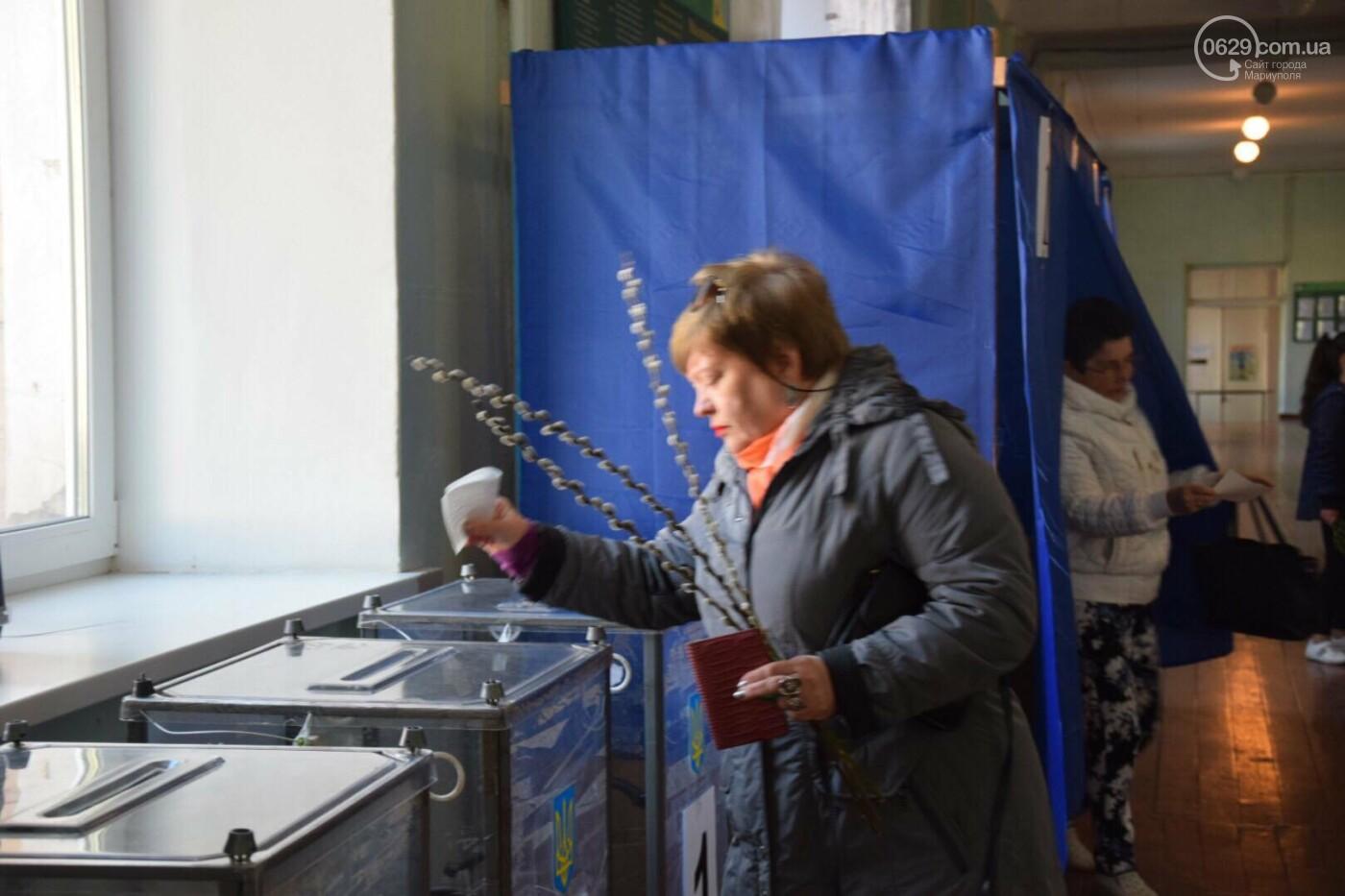Выборы и верба: как Мариуполь празднует православный праздник, - ФОТОРЕПОРТАЖ, фото-49