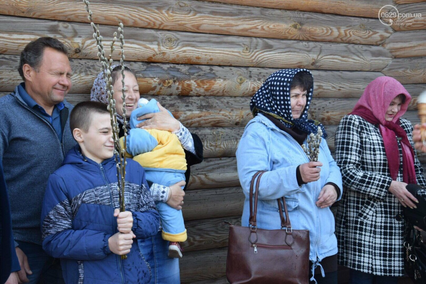 Выборы и верба: как Мариуполь празднует православный праздник, - ФОТОРЕПОРТАЖ, фото-40