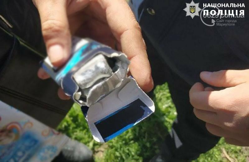 Мариуполец забрал закладку с метадоном и нарвался на полицию, фото-2