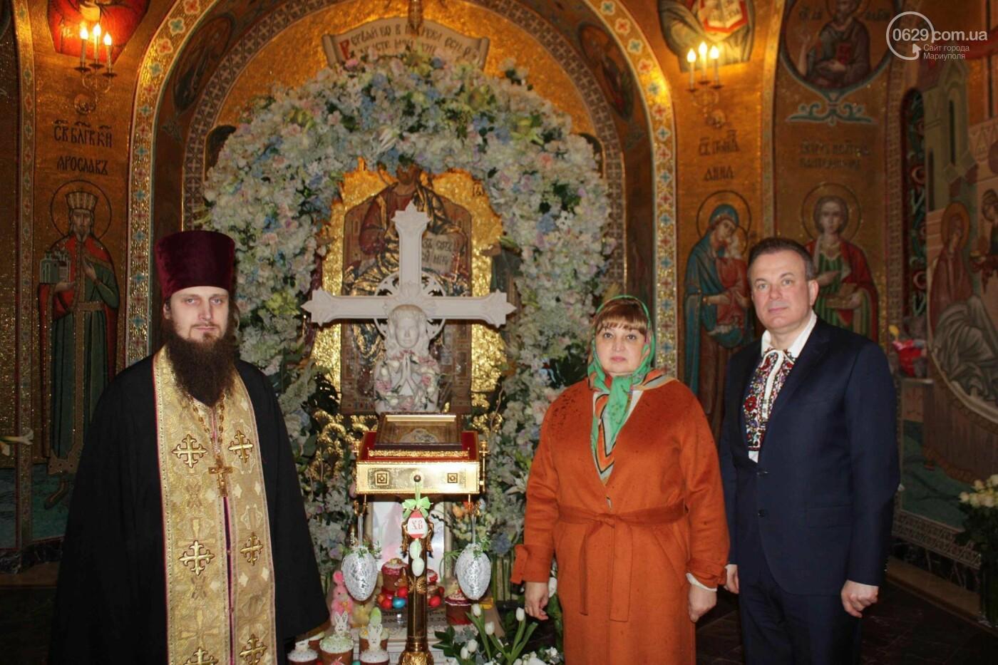 27 апреля Благодатный огонь из Иерусалима доставят в Свято-Покровский храм с.Боевое. Приглашаем на Пасхальное торжество, фото-34