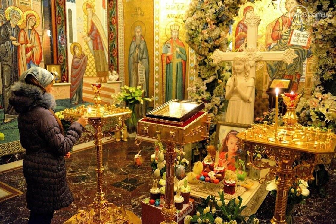 27 апреля Благодатный огонь из Иерусалима доставят в Свято-Покровский храм с.Боевое. Приглашаем на Пасхальное торжество, фото-35