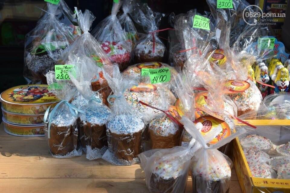 Пасхальное безумие: мариупольцы раскупают праздничные куличи, - ФОТОРЕПОРТАЖ, фото-26