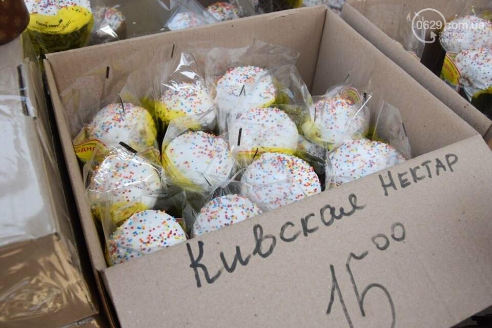 Пасхальное безумие: мариупольцы раскупают праздничные куличи, - ФОТОРЕПОРТАЖ, фото-27