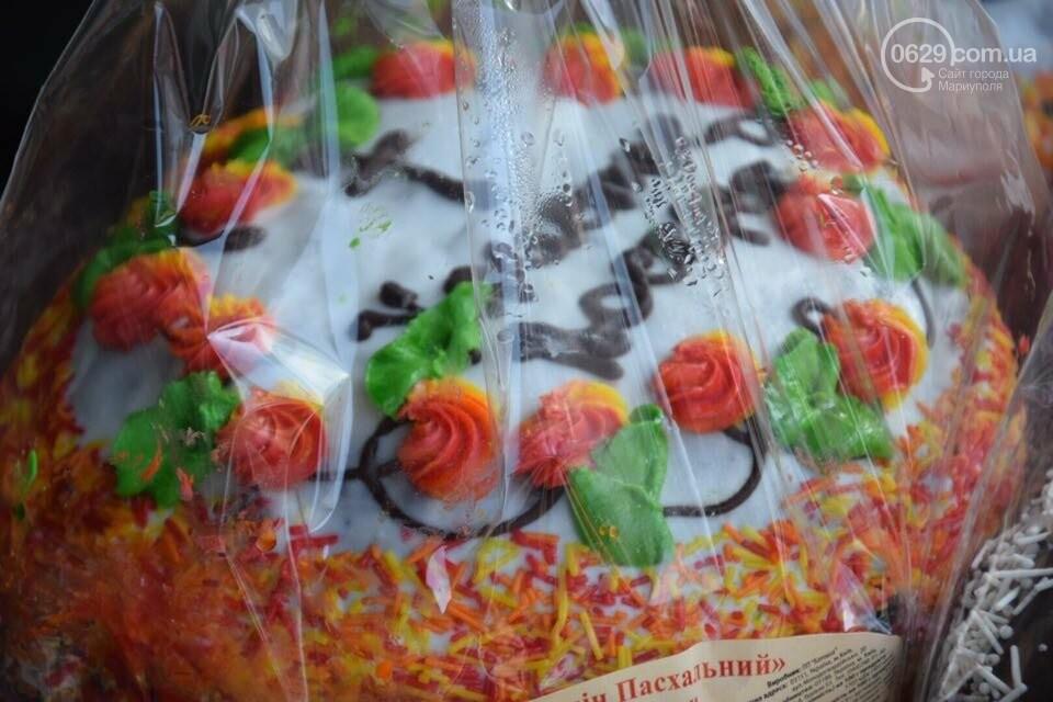 Пасхальное безумие: мариупольцы раскупают праздничные куличи, - ФОТОРЕПОРТАЖ, фото-15