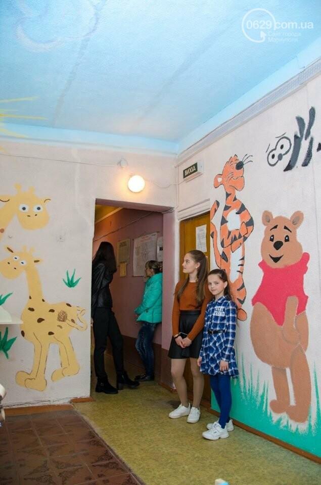 Герои сказок на стенах: маленькие жители Талаковки и Сартаны получили обновленную амбулаторию,- ФОТО, фото-6