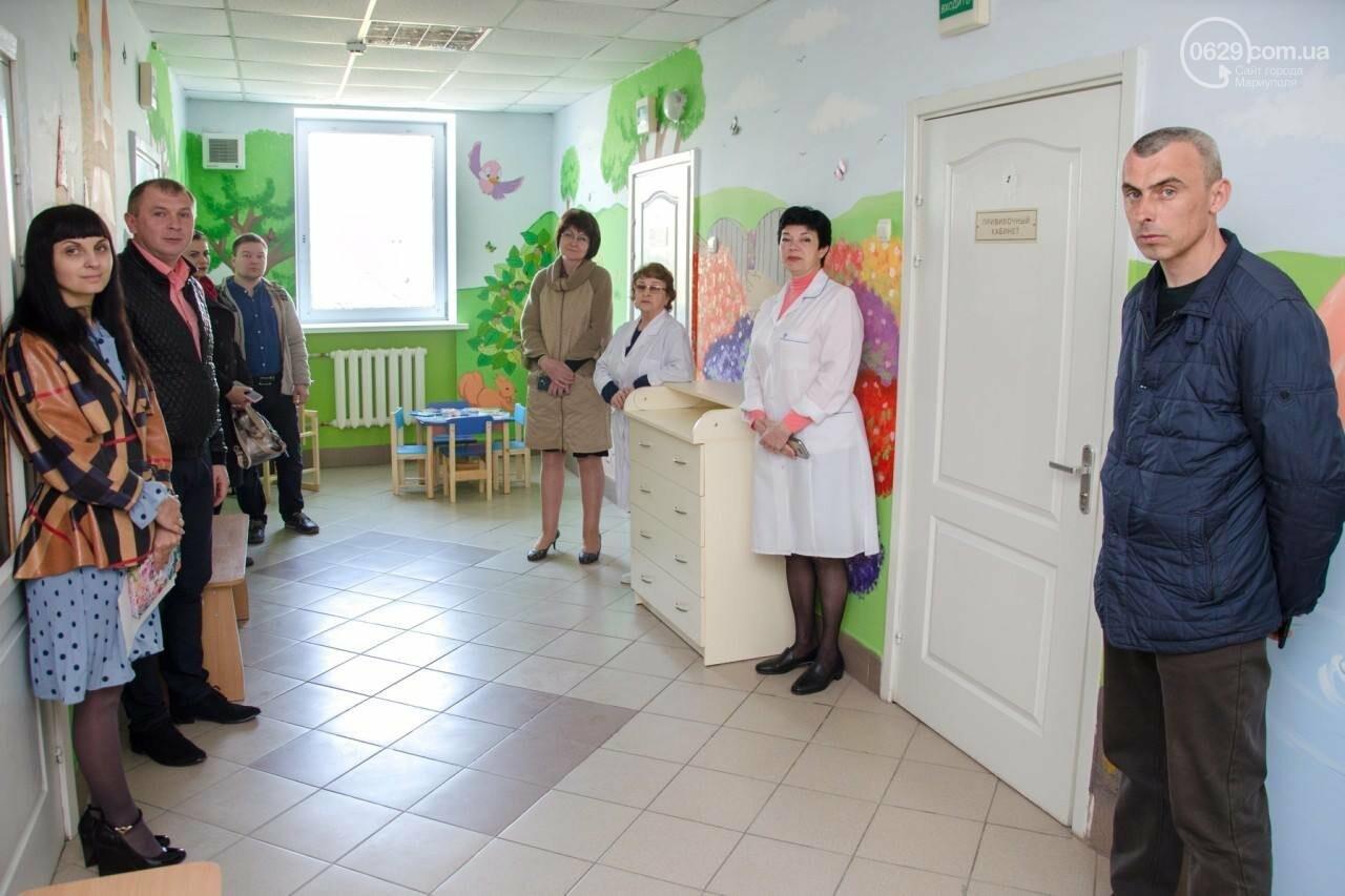 Герои сказок на стенах: маленькие жители Талаковки и Сартаны получили обновленную амбулаторию,- ФОТО, фото-4