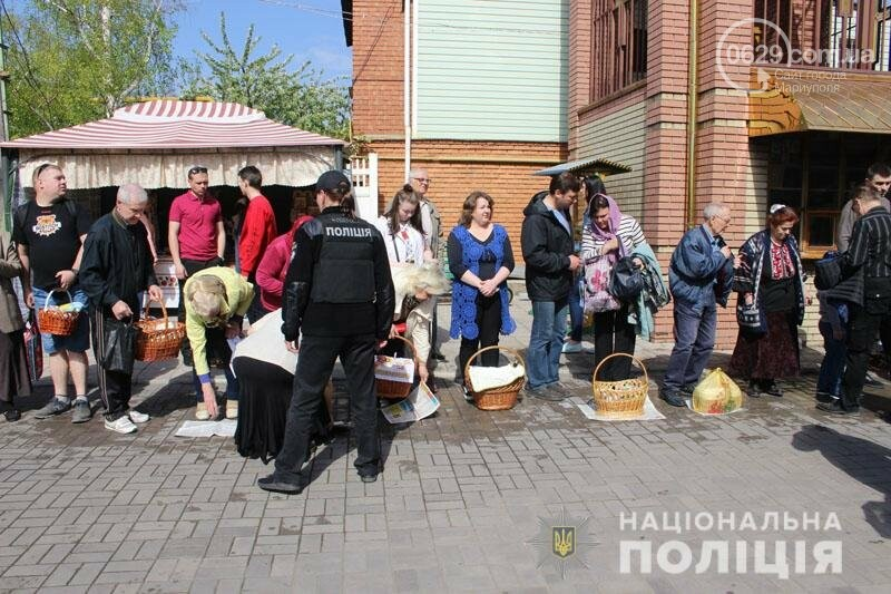 В Мариуполе Пасху отметили без криминала, - ФОТОРЕПОРТАЖ, фото-7
